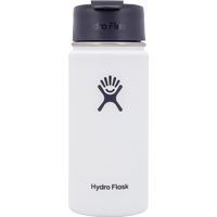 Image For Hydro Flask 16 oz Wide Mouth Coffee Flask (White)