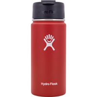 Image For Hydro Flask 16 oz Wide Mouth Coffee Flask (Lychee Red)