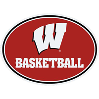 Image For CDI Corp Wisconsin Basketball Magnet
