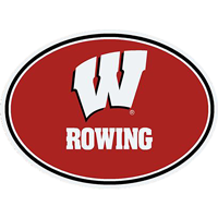 Image For CDI Corp Wisconsin Rowing Magnet
