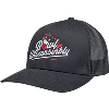 Image for Drink Wisconsinbly Bowl Wisconsinbly Hat (Black)