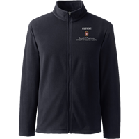 Image For Lands' End Outfitters WI Pharmacy Alumni Full Zip (Black)