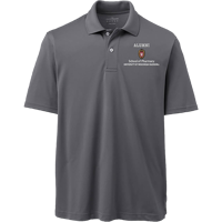 Image For Lands' End Outfitters WI Pharmacy Alumni Polo (Soapstone)