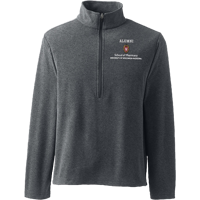 Image For Lands' End Outfitters WI Pharmacy Alumni ½ Zip(Soapstone)