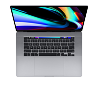 "Cover Image For Apple MacBook Pro 16"" 2.6GHz i7 16GB, 512GB SSD (Space Gray)"