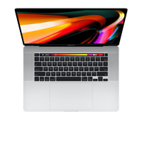 "Image For Apple MacBook Pro 16"" 2.6GHz i7 16GB, 512GB SSD (Silver)"