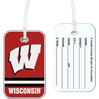 Image For CDI Corp Wisconsin Bag Tag
