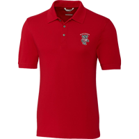 Image For Cutter & Buck WI Advantage Jersey Polo (Red)