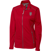 Cover Image For Cutter & Buck WI Women's Opening Day Jacket (Red)