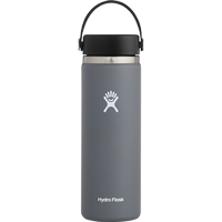 Image For Hydro Flask 20 oz Bottle with Flex Sip Lid (Stone)