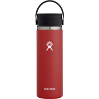 Image For Hydro Flask 20 oz Bottle with Flex Sip Lid (Lychee Red)