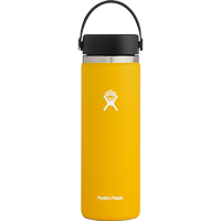 Cover Image For Hydro Flask 20 oz Bottle with Flex Sip Lid (Sunflower)