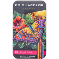Cover Image For Prismacolor 12 Count Premier Colored Pencils