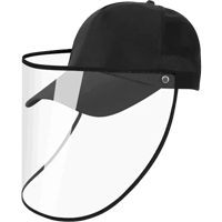 Image For Gamelli Jewelry Black Safety Hat (Black)