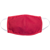 Image For Third Street Sportswear Face Mask (Red)