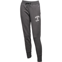 Image For Champion Women's Wisconsin Badgers Sweatpants (Charcoal)