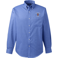 Image For Lands' End Outfitters WI Alumni Button Down (Blue)