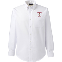 Image For Lands' End Outfitters WI Alumni Button Down (White)
