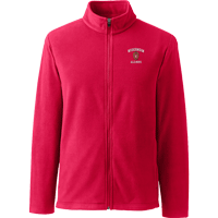 Image For Lands' End Outfitters WI Alumni Full Zip (Red)