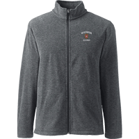 Image For Lands' End Outfitters WI Alumni Full Zip (Gray)