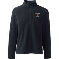 Image For Lands' End Outfitters WI Alumni ½ Zip (Black)