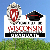 CDI Congratulations Wisconsin Lawn Sign Image