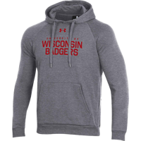 Image For Under Amour WI All Day Fleece Hoodie (Carbon Gray)
