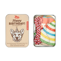 Image For Kikkerland Happy Birthday Dog Kit *