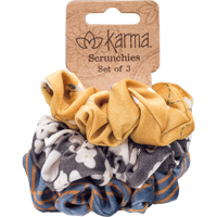Cover Image For Karma Bee Scrunchie 3-Pack *
