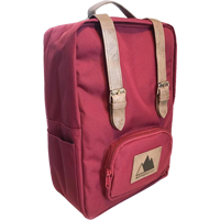 Image For Adventurist Classic Backpack (Brick) *