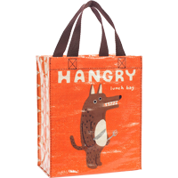 Image For Blue Q Handy Tote-Hangry *