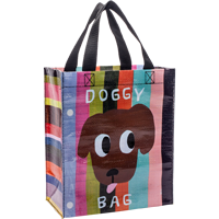 Cover Image For Blue Q Handy Tote-Doggy Bag *
