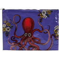 Image For Blue Q Jumbo Pouch-Octopus*