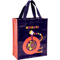 Image For Blue Q Handy Tote-Munchies *