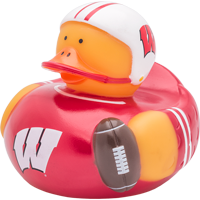 "Image For BSI Wisconsin 4"" Rubber Duck"