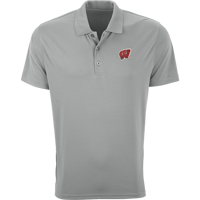 Image For Vantage WI Omega Tech Polo (Gray)