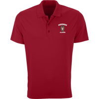 Image For Vantage WI Alumni Omega Tech Polo (Red)