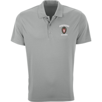 Image For Vantage WI Alumni Tech Polo (Gray)