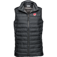 Cover Image For Columbia Wisconsin Powder Lite Vest (Black) *
