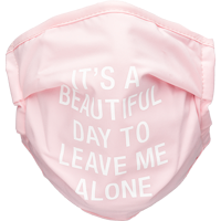 Image For About Face Designs Beautiful Day Face Mask (Pink)