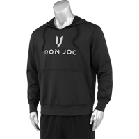 Image For Iron Joc Performance Fleece Hood (Black)