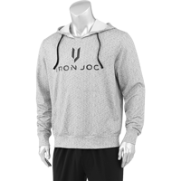 Image For Iron Joc Performance Fleece Hood (Grey Heather)