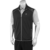 Image For Iron Joc Performance Fleece Vest (Black)