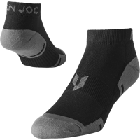 Image For Iron Joc Performance Lo-Cut Socks (Black)