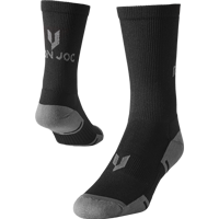 Image For Iron Joc Performance Crew Socks (Black)
