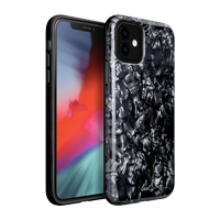 Image For LAUT Black Pearl iPhone 11 Case