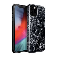 Image For LAUT Black Pearl iPhone 11 Pro Max Case