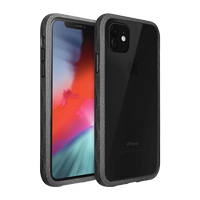 Image For LAUT Crystal Matter Slate iPhone 11 Case
