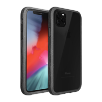 Image For LAUT Crystal Matter Slate iPhone 11 Pro Max Case