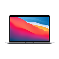 "Cover Image For MacBook Air 13"" Late 2020; M1; 8/512GB (Space Gray)"